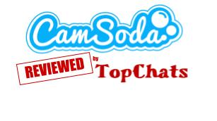 CAMSODA reviewed by TopChats.com